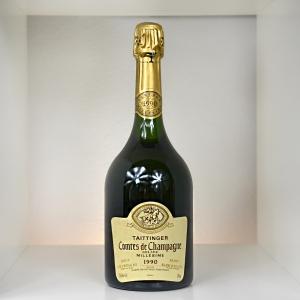 1990 Taittinger Comtes de Champagne Blanc de Blancs Brut